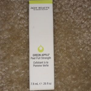 Juice BEAUTY Organic GreenApple full strength Peel